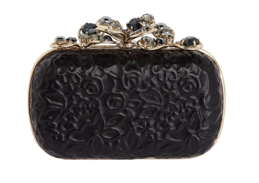 photo packshot maroquinerie portefeuille noir
